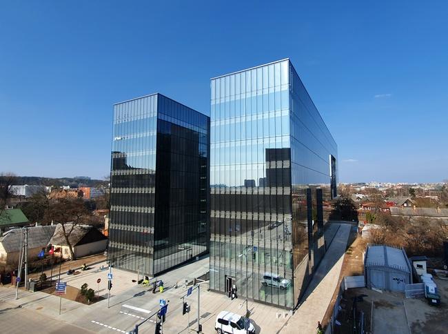 LVOVO ärikeskus Vilniuses